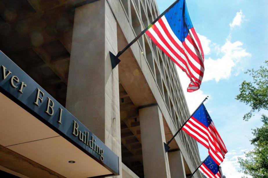 Le Bureau fédéral d'enquête des États-Unis a transmis... (PHOTO YURI GRIPAS, Archives Agence France-Presse)