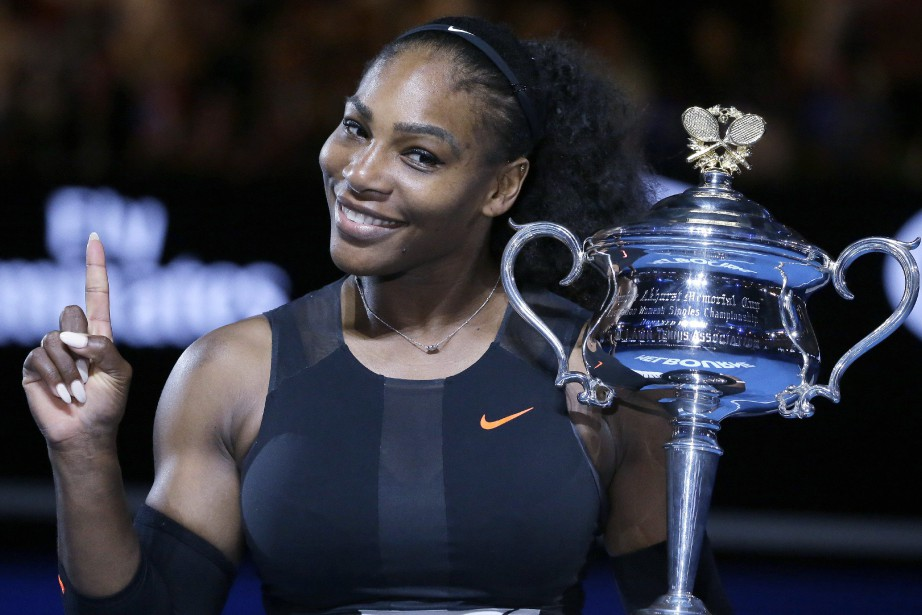 Serena Williams... (Photo Aaron Favila, archives AP)