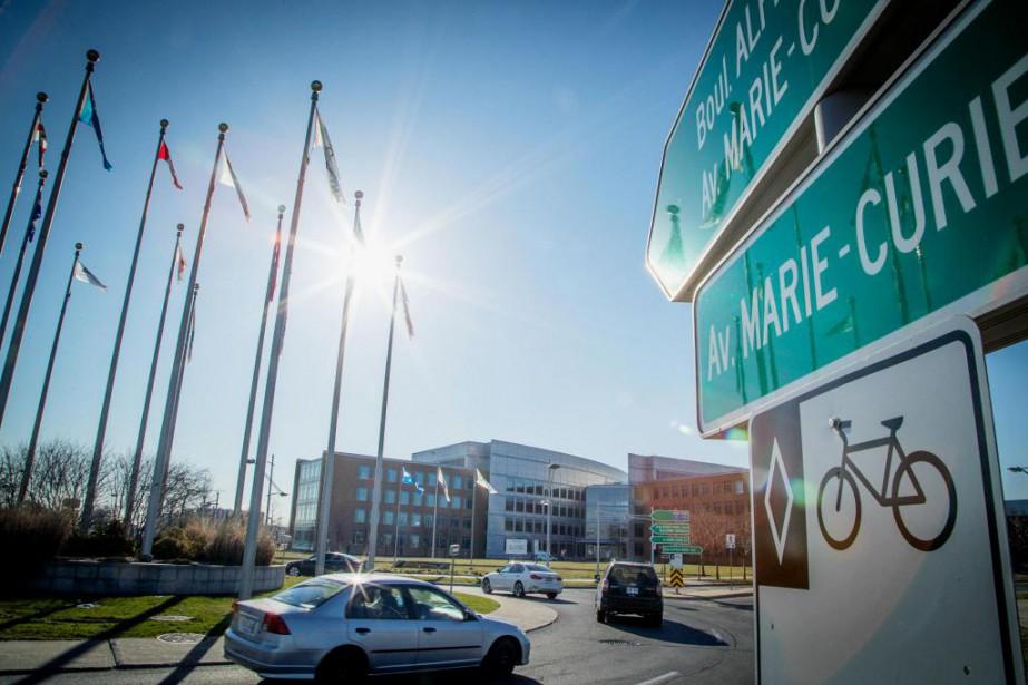 Saint-Laurent a connu un développement accéléré grâce à... (Photo Alain Roberge, La Presse)