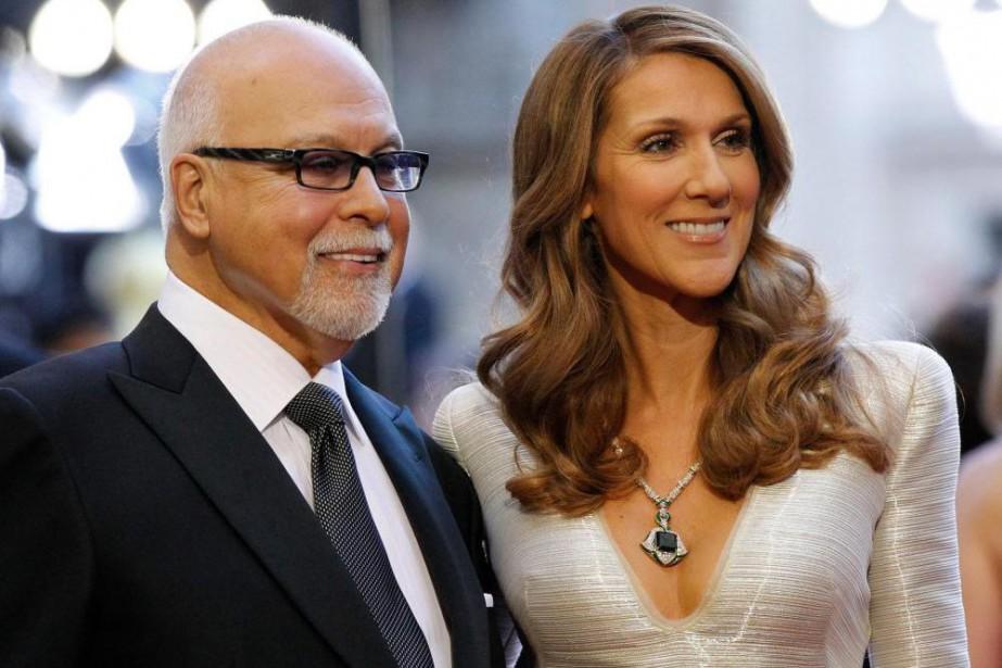 Céline Dion et René Angélil en 2011... (Photo Mario Anzuoni, Archives Reuters)