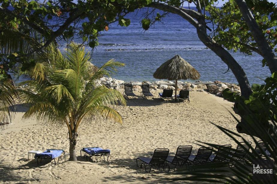 Montego Bay, en Jamaïque.... (Photo archives La Presse)