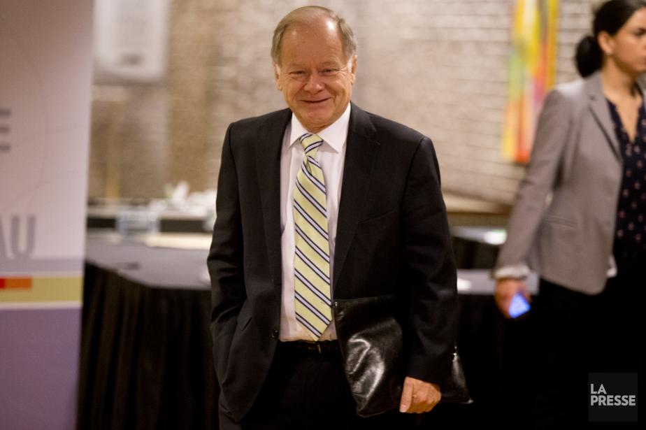 Le conseiller spécial du gouvernement québécois dans le... (Photo François Roy, archives La Presse)