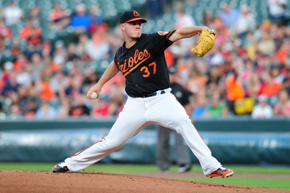 Dylan Bundy... (Photo Evan Habeeb, USA TODAY Sports)