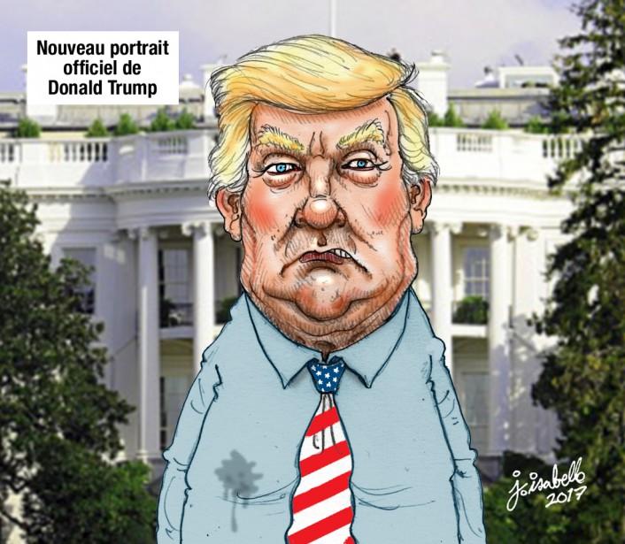 Caricature du 22 avril | 21 avril 2017