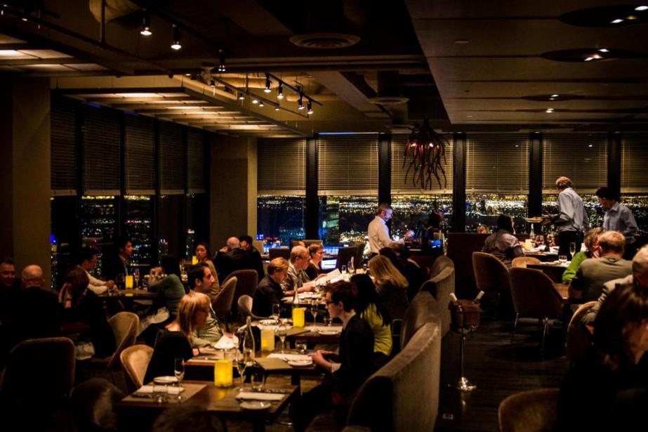 Toronto a maintenant de bons restaurants, toutes catégories... (Photo fournie par Canoe, Archives La Presse)