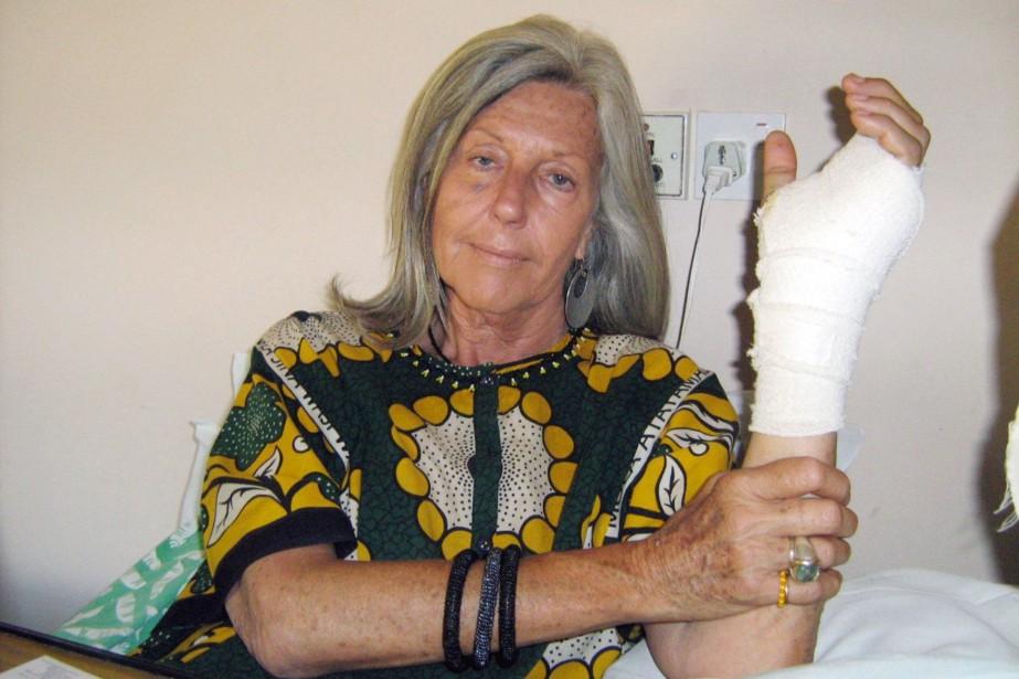 Kuki Gallmann, 73 ans, est une figure bien... (Photo archives REUTERS)
