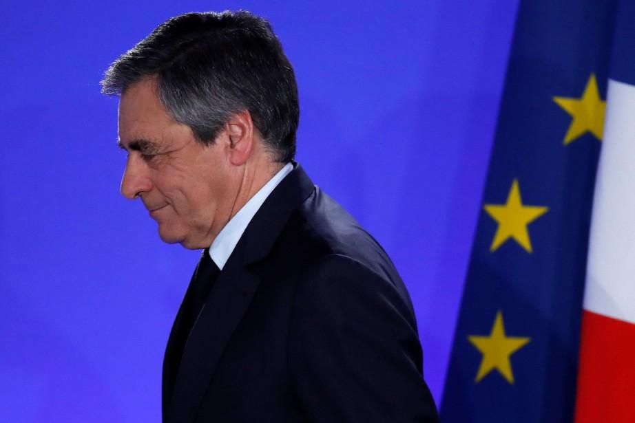 «Cette défaite est ma défaite», a déclaréFrançois Fillon... (PHOTO REUTERS)