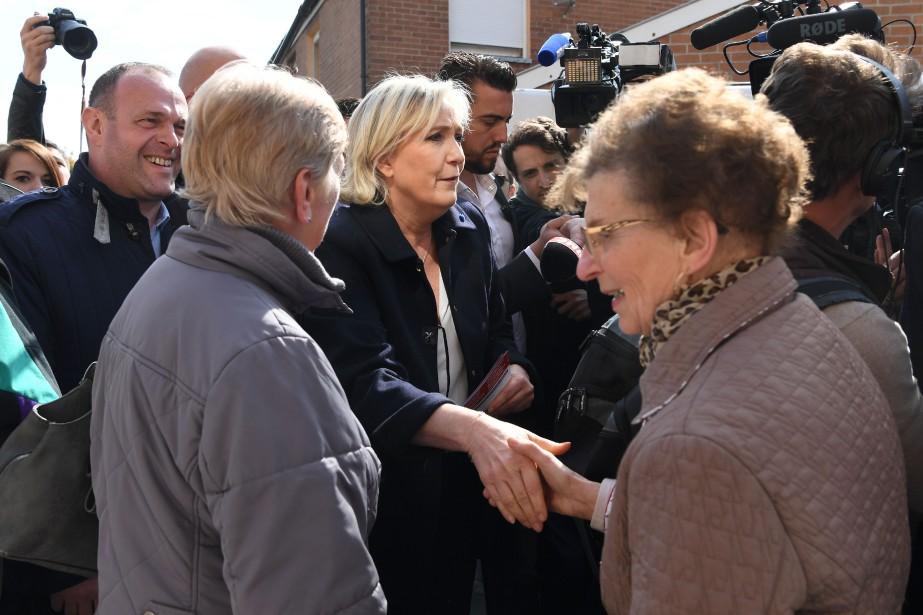 «Le vieux front républicain tout pourri, dont plus... (AFP)