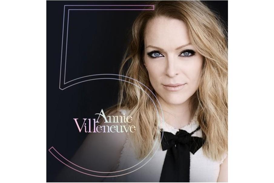 5, d'Annie Villeneuve... (IMAGE FOURNIE PAR AV PRODUCTIONS)