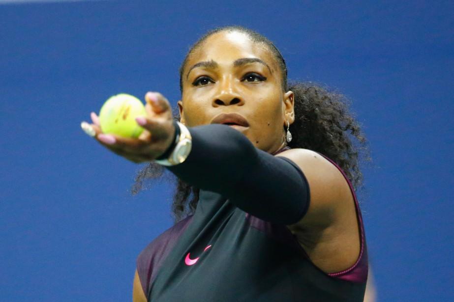 Serena Williams a annoncé la semaine dernière qu'elle... (Photo Kena Betancur, archives AFP)