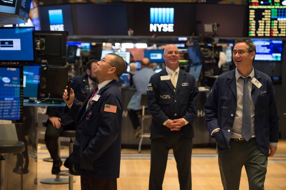 Du point de vue des marchés, «on dirait... (AFP)