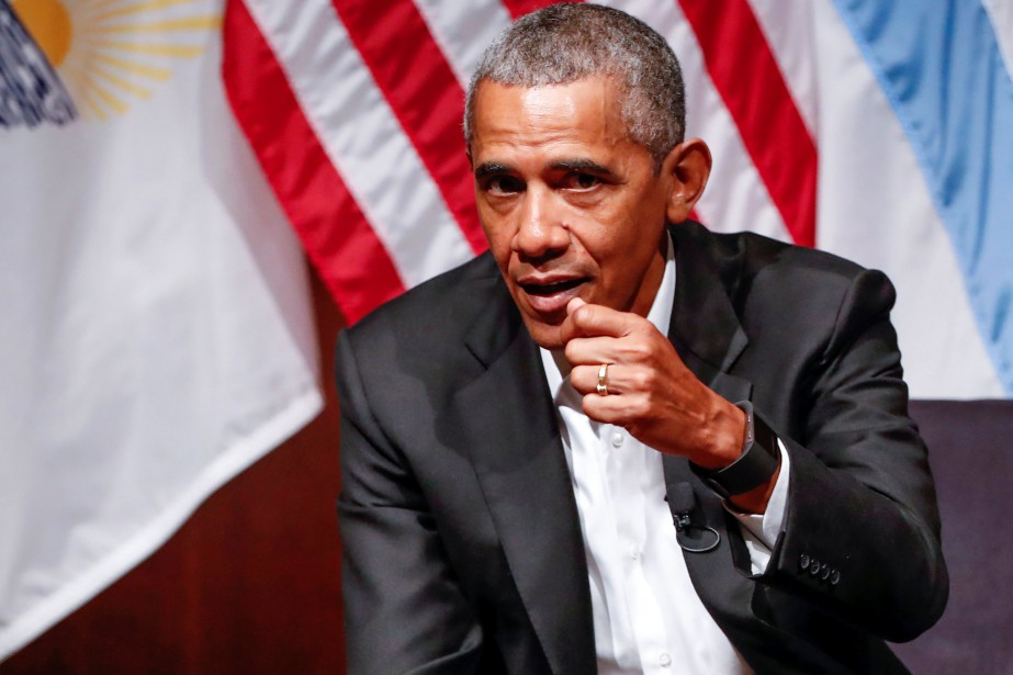 Barack Obama... (Photo Kamil Krzaczynski, REUTERS)
