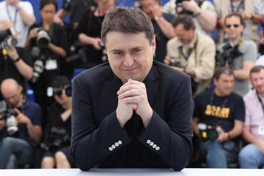 Le réalisateur roumain Cristian Mungiu... (Photo Valéry Hache, Archives Agence France-Presse)