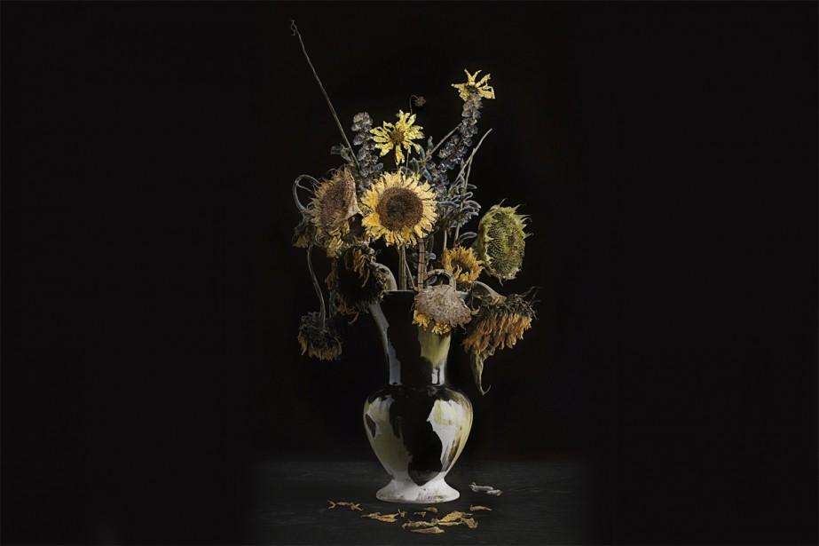 Les fleurs utilisées par Catherine Arsenault sont celles... (Photo fournie par Catherine Arsenault)