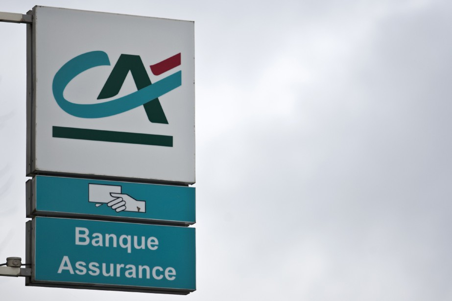 Crédit Agricole SA réalise 18% de son activité... (Photo archives Bloomberg)