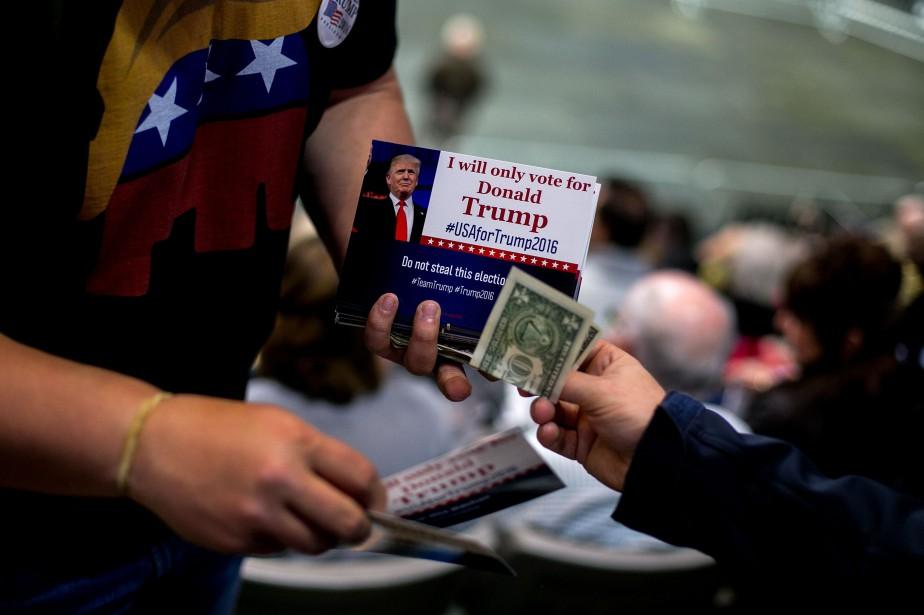 Le projet de réforme des impôts aux États-Unis... (Photo archives The New York Times)