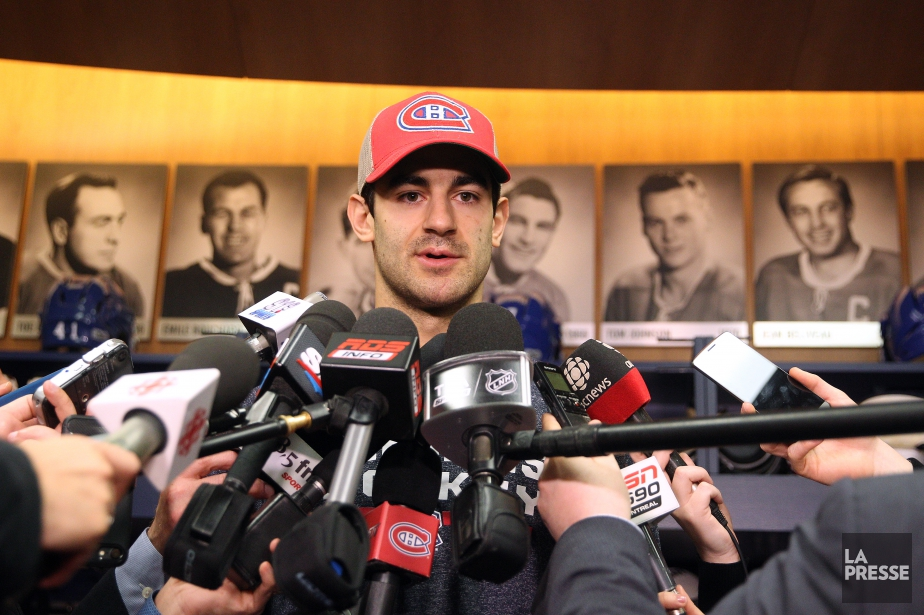 Max Pacioretty... (Photo Martin Chamberland, La Presse)