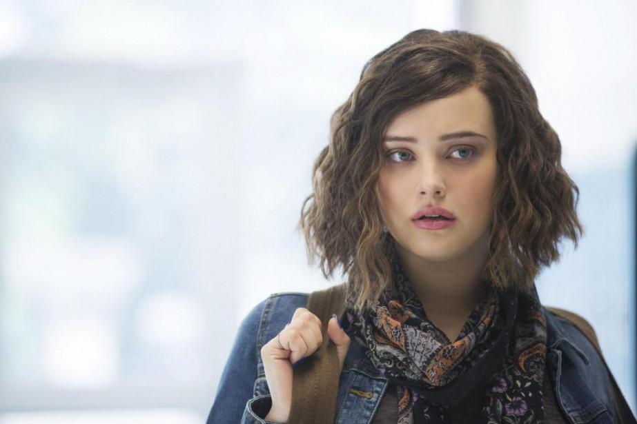 La série 13 Reasons Why traite du suicide... (Netflix)