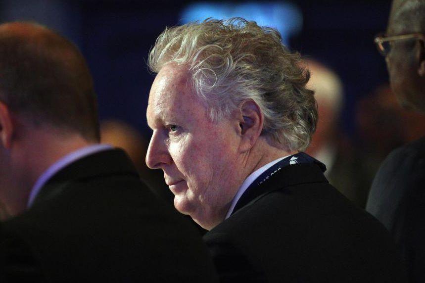 Jean Charest, ex-premier ministre du Québec.... (PHOTO MARTIN CHAMBERLAND, ARCHIVES LA PRESSE)