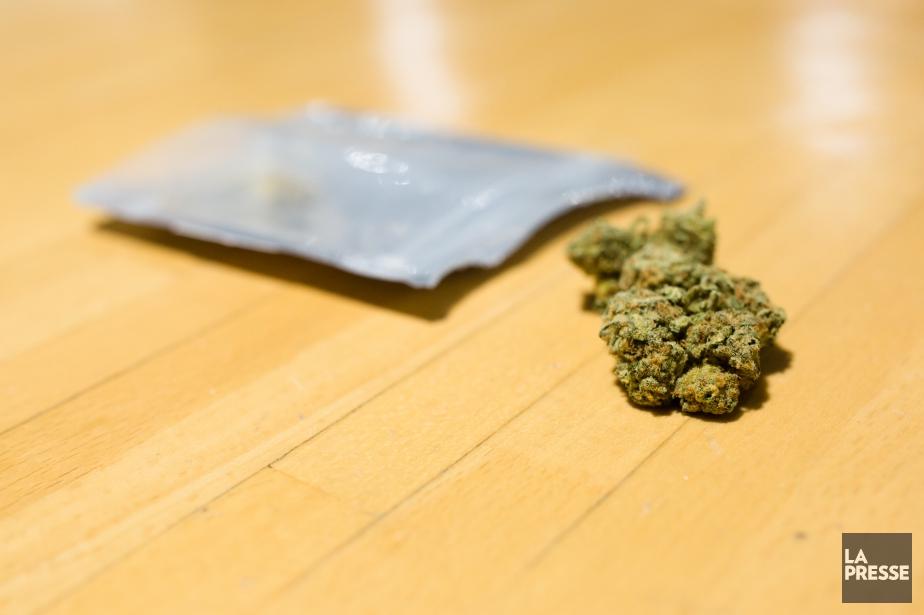 La possibilité que la marijuana soit distribuée par... (Photo Ninon Pednault, archives La Presse)