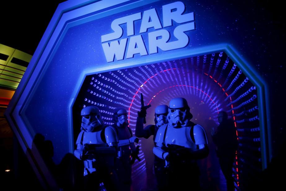 Les studios Disney ont annoncé mardi que Star Wars :... (ARCHIVES REUTERS)
