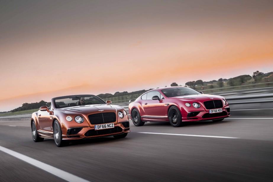 Bentley Continental SuperSport ()