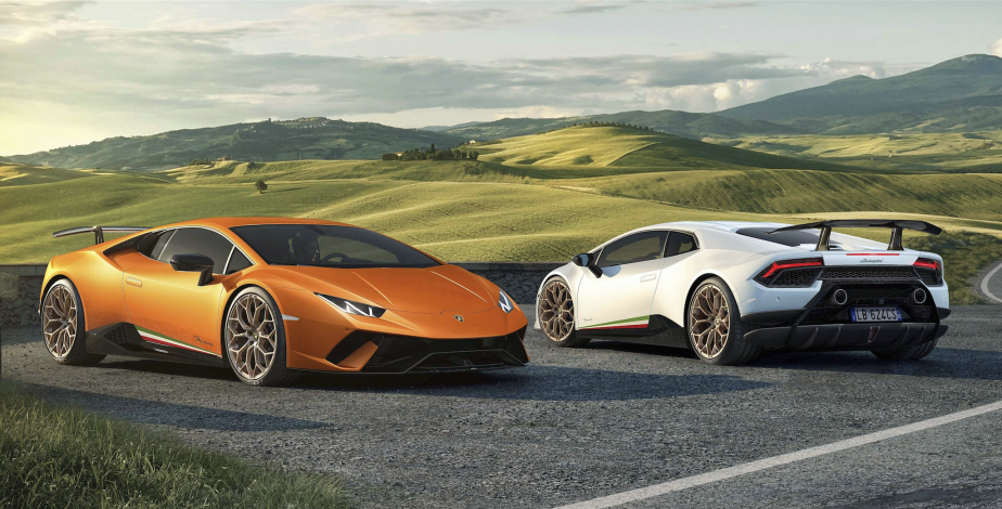 Lamborghini Huracan Performante ()