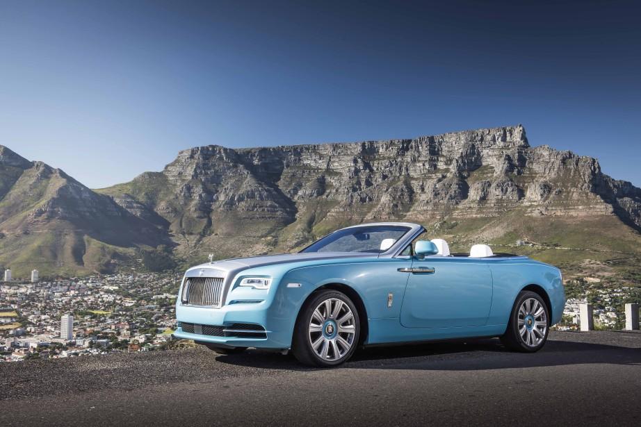 Rolls-Royce Dawn ()