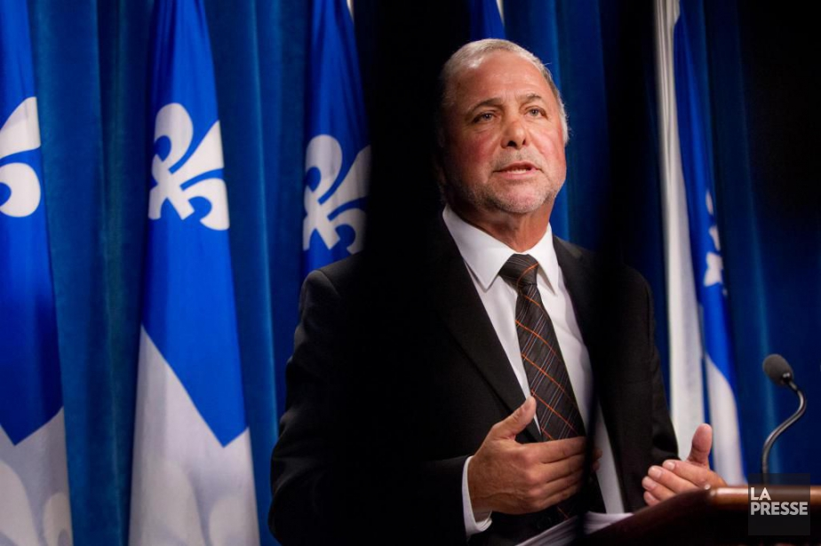 Pierre Paradis a été expulsédu Conseil des ministres... (Photo Ivanoh Demers, Archives La Presse)