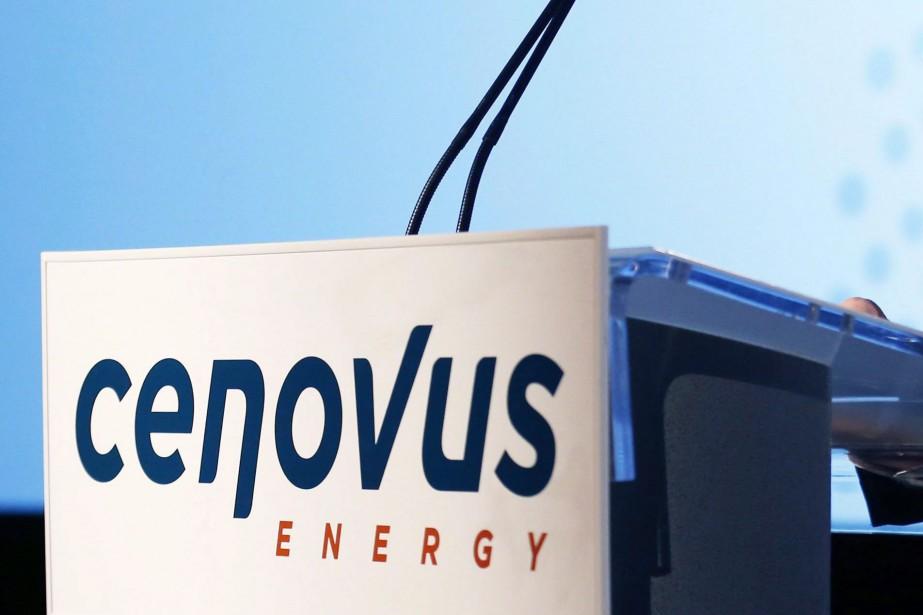 Cenovus Energy a... (Photo Larry MacDougal, Archives La Presse Canadienne)