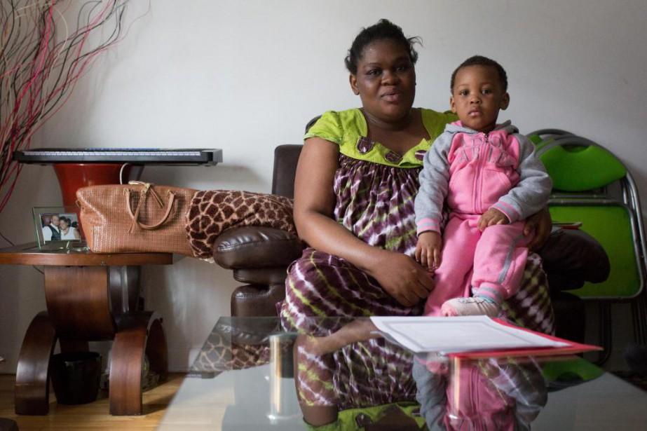 Arrivée du Cameroun en 2014, Gisèle GaëlleKemgang Domche... (PHOTO SIMON GIROUX, LA PRESSE)