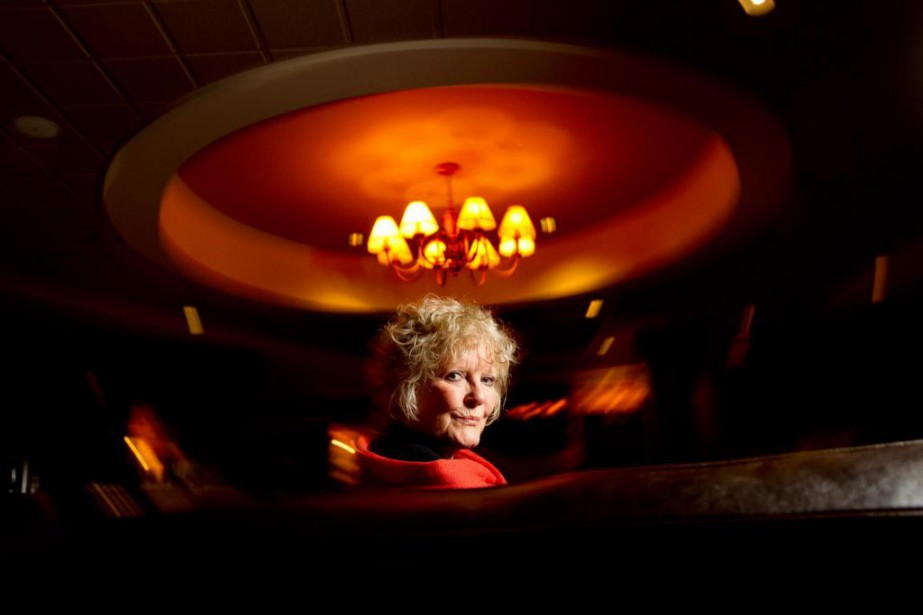 Petula Clark... (Photo Olivier Jean, archives La Presse)
