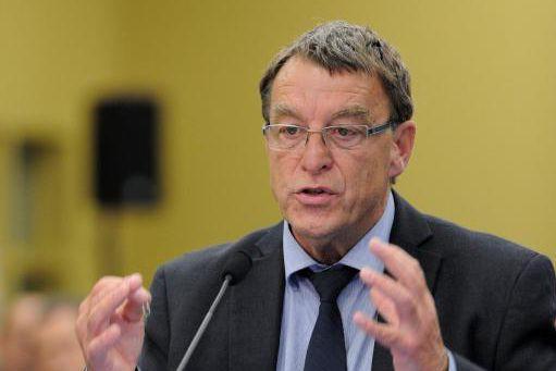 Bernard Généreux, directeur général de Val-David... (Photo Frédéric Cantin, archives Le Quotidien)