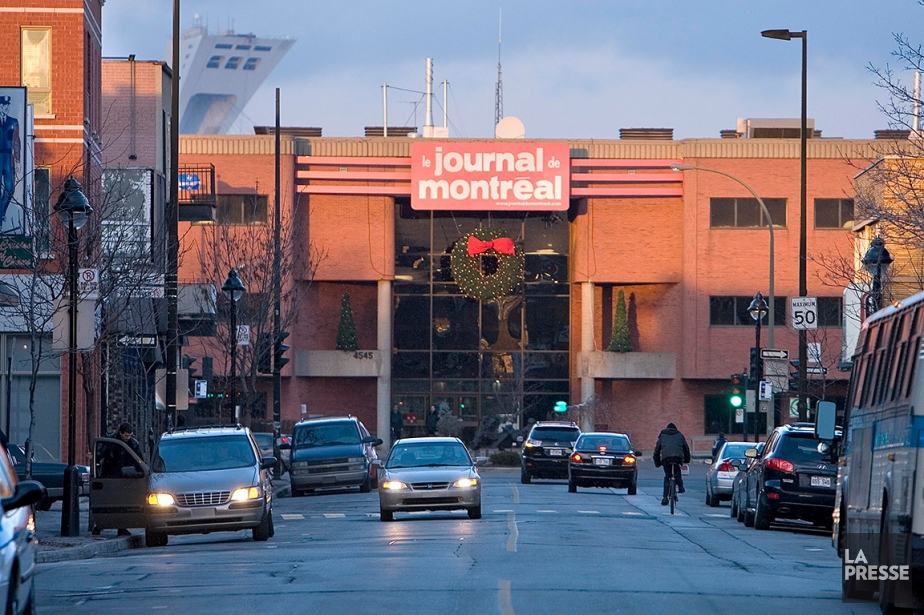 Le journaliste Michaël Nguyen duJournal de Montréaln'a fait... (Alain Roberge, archives La Presse)