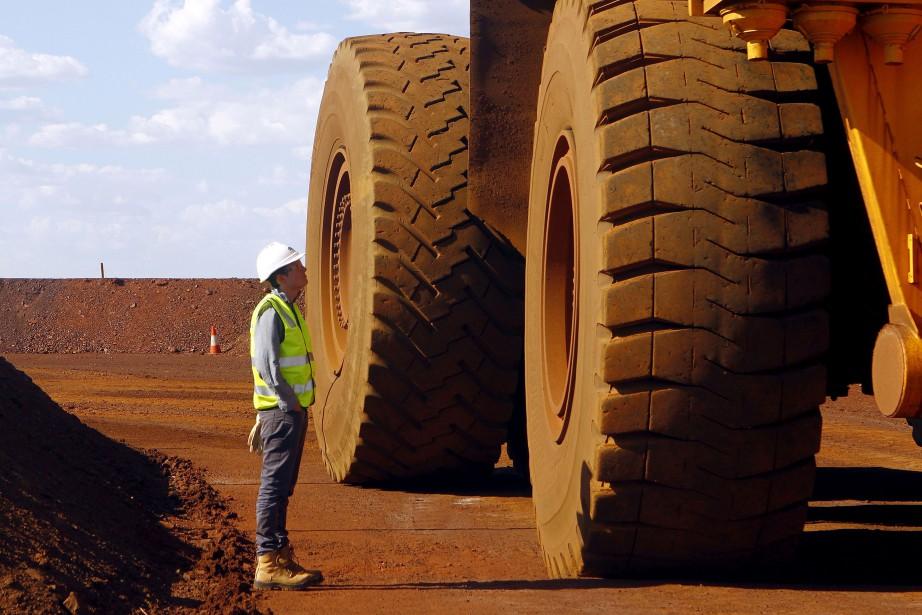 L'activité minière dans les pays d'Amérique centrale ne... (ARCHIVES REUTERS)