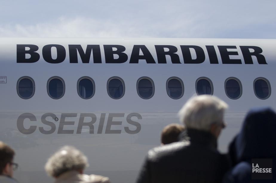 La demande de Boeing, qui vise l'imposition de... (PHOTO IVANOH DEMERS, ARCHIVES LA PRESSE)