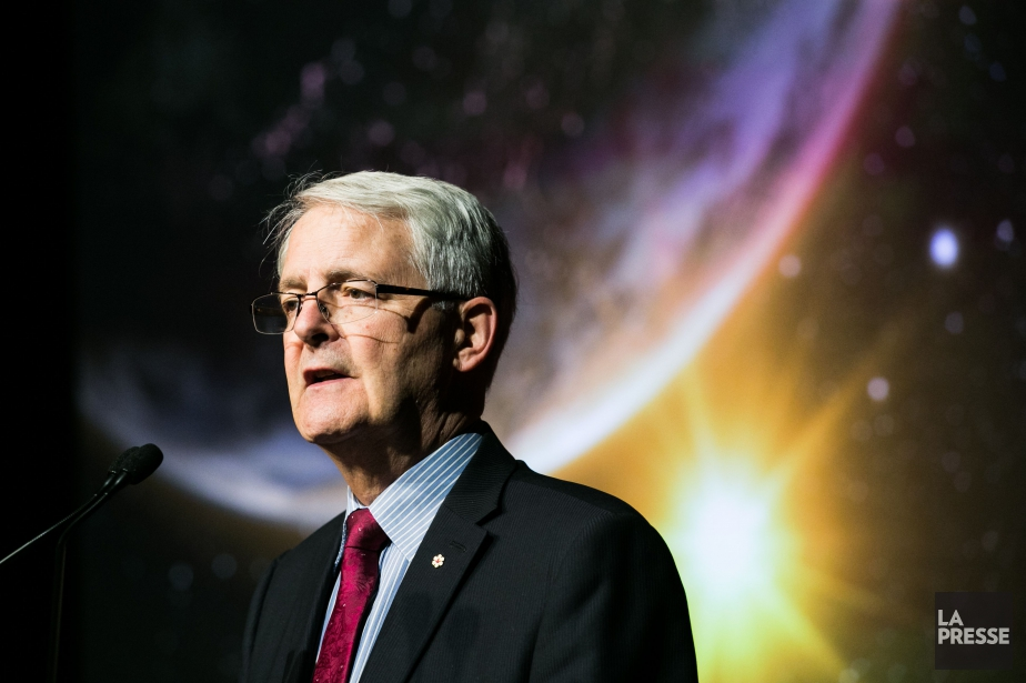 Le ministre des Transports, Marc Garneau... (PHOTO MARTIN TREMBLAY, LA PRESSE)