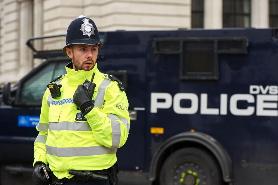 «Tous les quatre ont été arrêtés sous la... (PHOTO NIKLAS HALLE'N, ARCHIVES AFP)