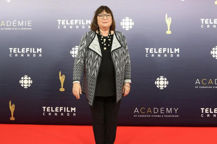 Monique Simard, présidente de la SODEC... (photoPeter Power, archives la presse canadienne)