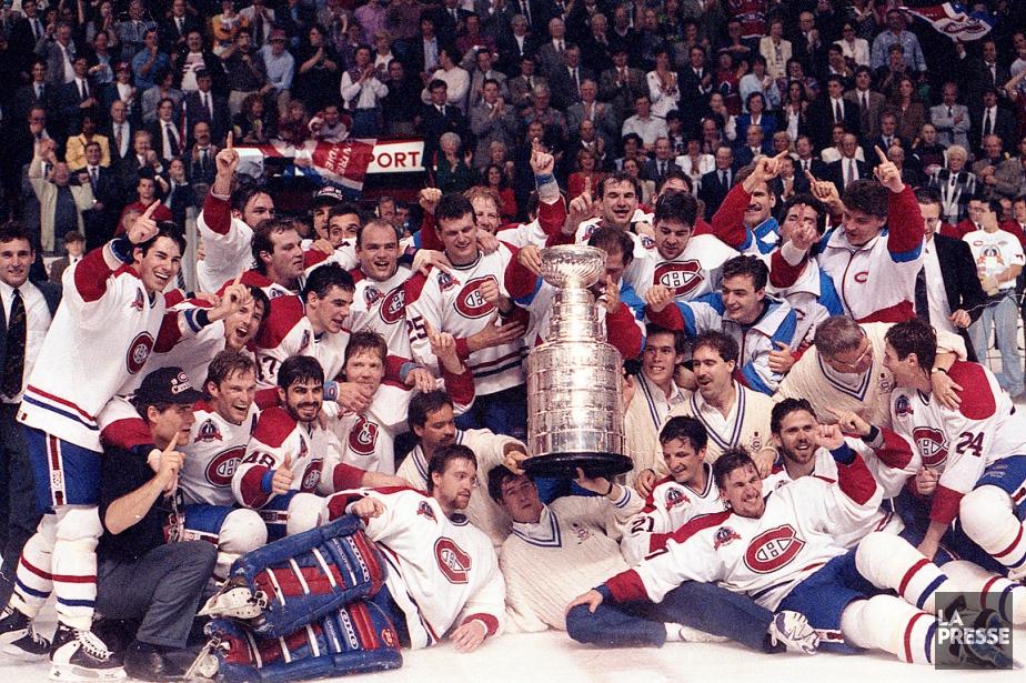 Six équipes montréalaises ont remporté un total de... (Photo Robert Mailloux, archives La Presse)