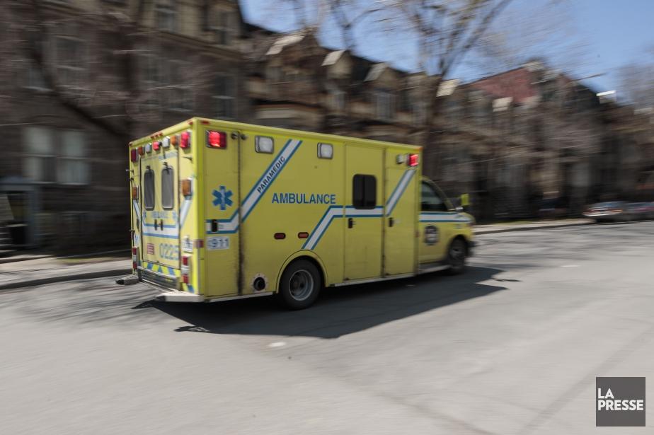 L'agression aurait eu lieu à l'intérieur d'un appartement... (PHOTO HUGO-SÉBASTIEN AUBERT, ARCHIVES LA PRESSE)