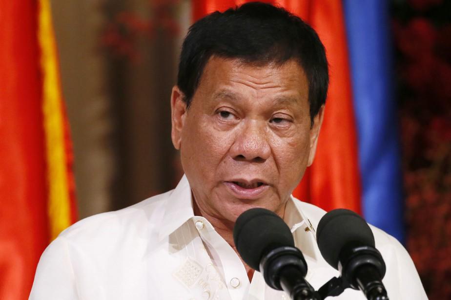 Rodrigo Duterte est invité à Washington... (Photo Bullit Marquez, AP)