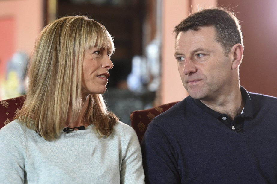 Kate and Gerry McCann... (Photo Joe Giddens, Associated Press)