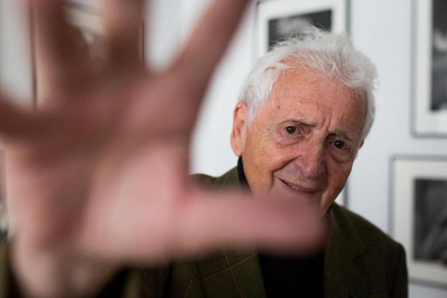 Le photographe Harry Benson reconnaît qu'il a obtenu... (Photo Simon Giroux, La Presse)