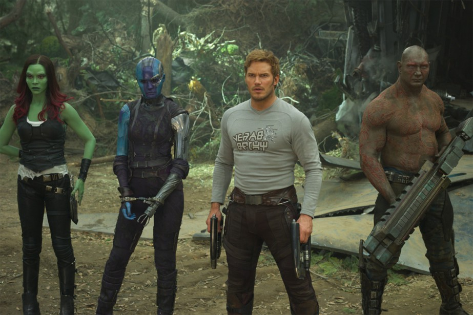 Les amateurs de Guardians of the Galaxy découvriront comment... (photo fournie par Marvel Studios)