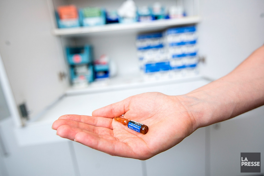 L'hydromorphone et la morphine sont de puissants opiacés... (ÉDOUARD PLANTE-FRÉCHETTE, ARCHIVES LA PRESSE)