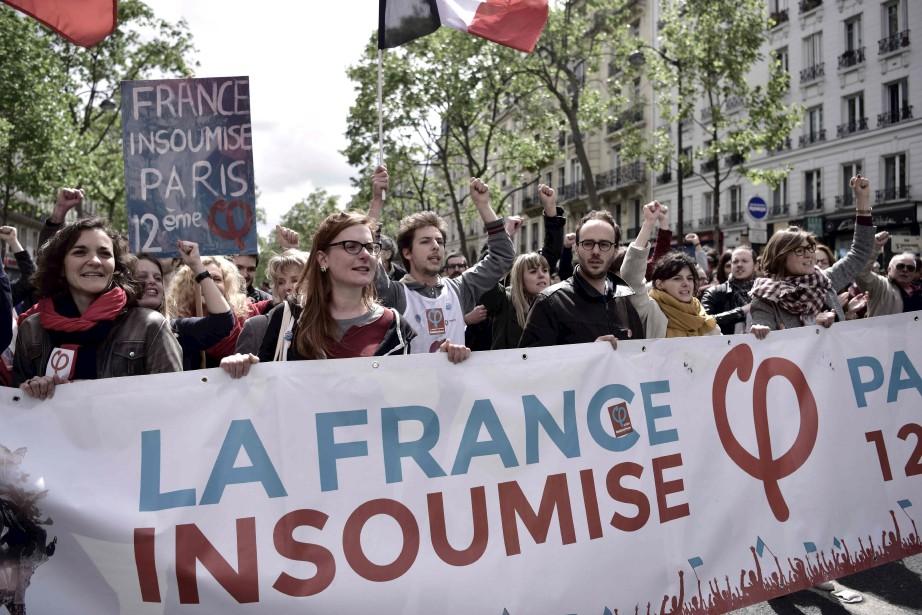 Des marches pacifiques ont été organisées aux quatre coins de la France. | 1 mai 2017