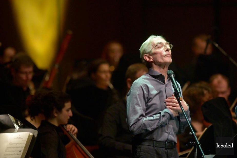 Richard Desjardins, qui est présentement en France, a... (Photo Le Soleil, archives Yan Doublet)