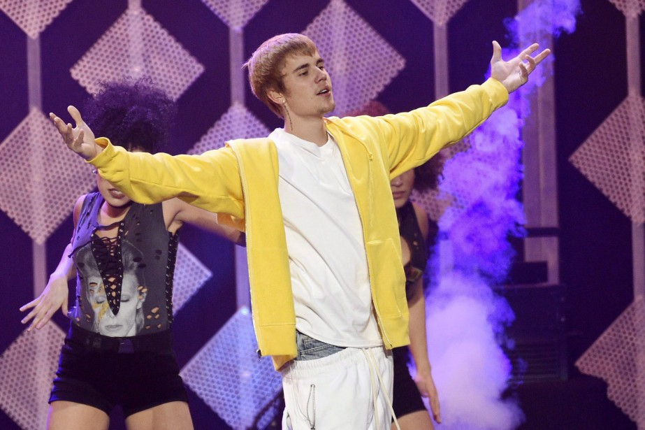 Justin Bieber... (Photo Chris Pizzello, archives ASSOCIATED PRESS)