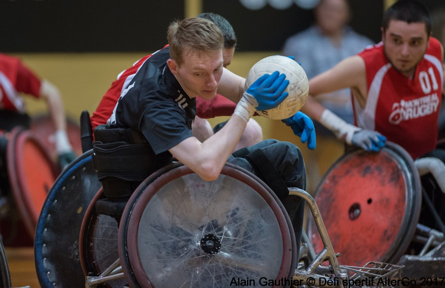 Durant sept jours, plus de 6700 athlètes handicapés... (Photo fournie par Défi sportif AlterGo)